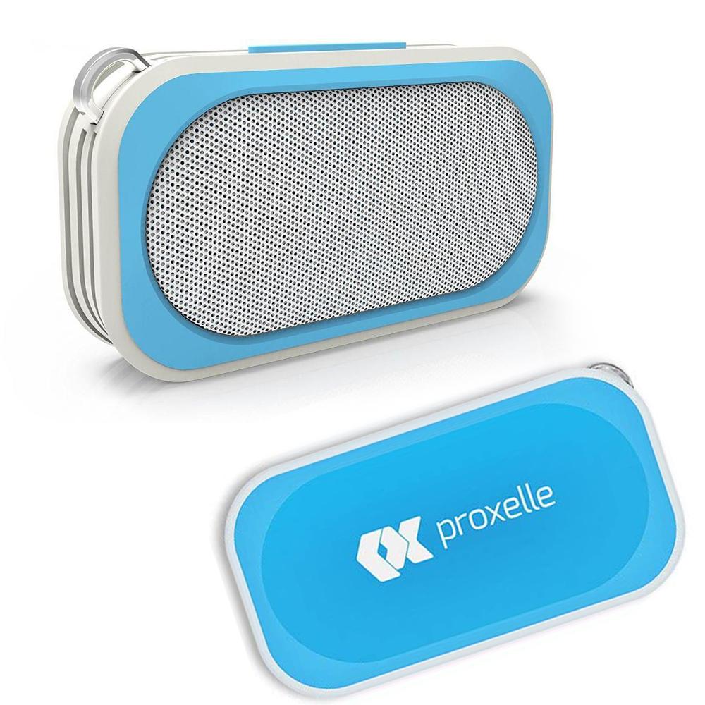 Loa Bluetooth Proxelle Surge Mini Pocket Chống Nước IPX67, Siêu Bền Bỉ, Âm Thanh Hay
