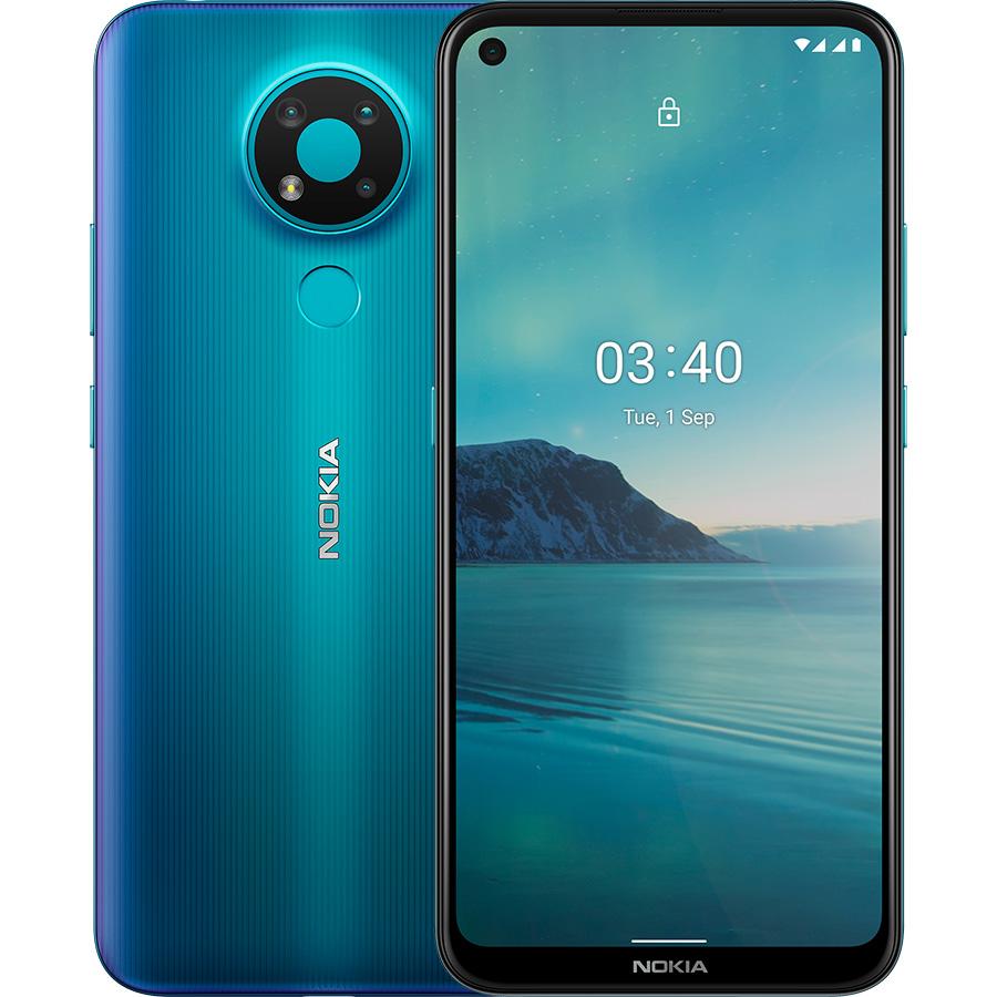 Điện Thoại Nokia 3.4 - Hàng Chính Hãng