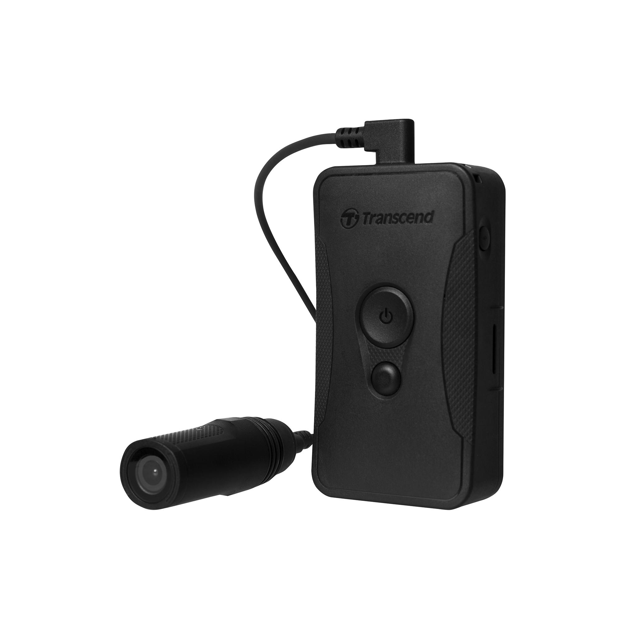 Camera Transcend Drivepro Body 60 Wifi GPS 64GB FullHD 1080p - Hàng Chính Hãng