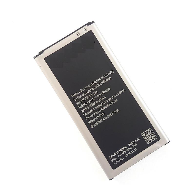 Pin thay thế dành cho máy điện thoại galaxy s5 G900 dung lượng 2800mAh