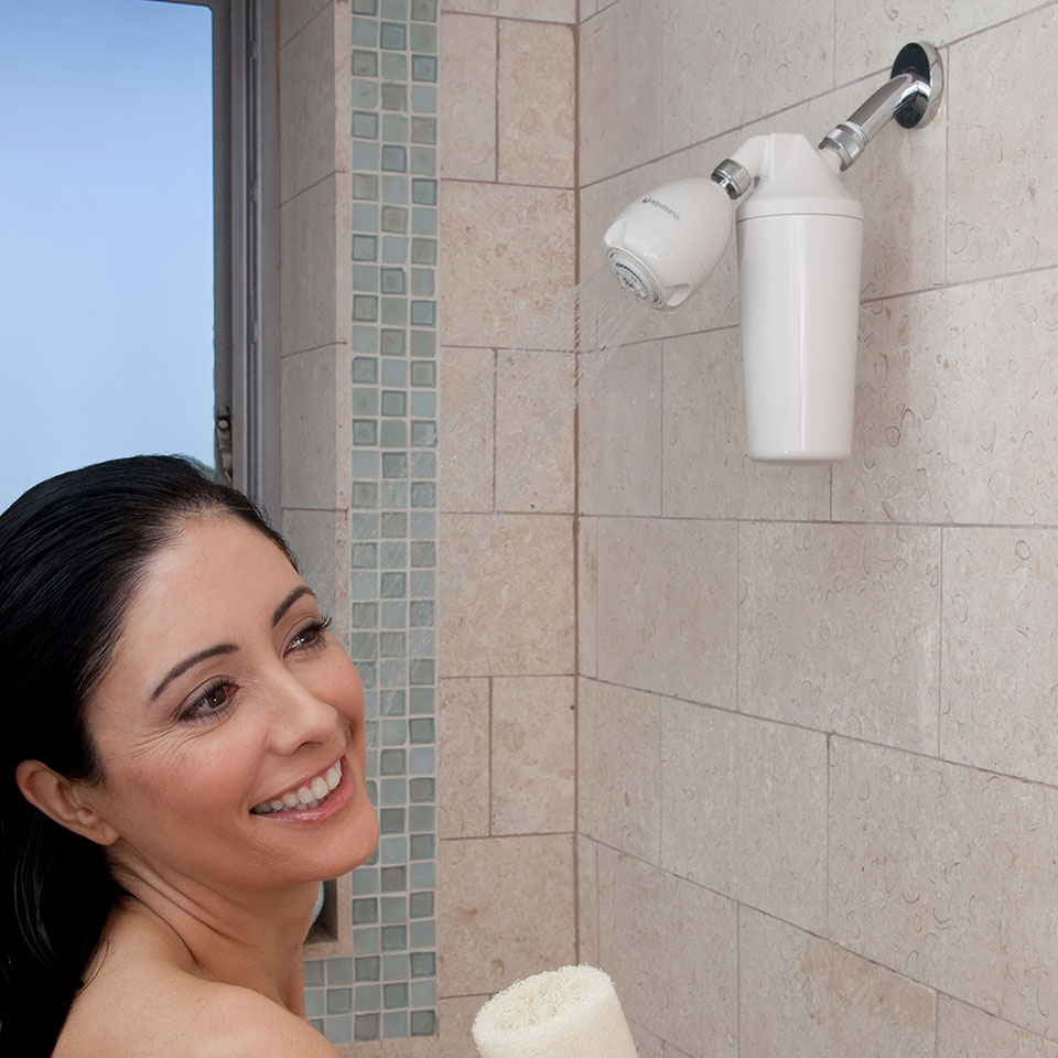 Bộ Lọc Tắm Đứng - Aquasana USA - Made in USA