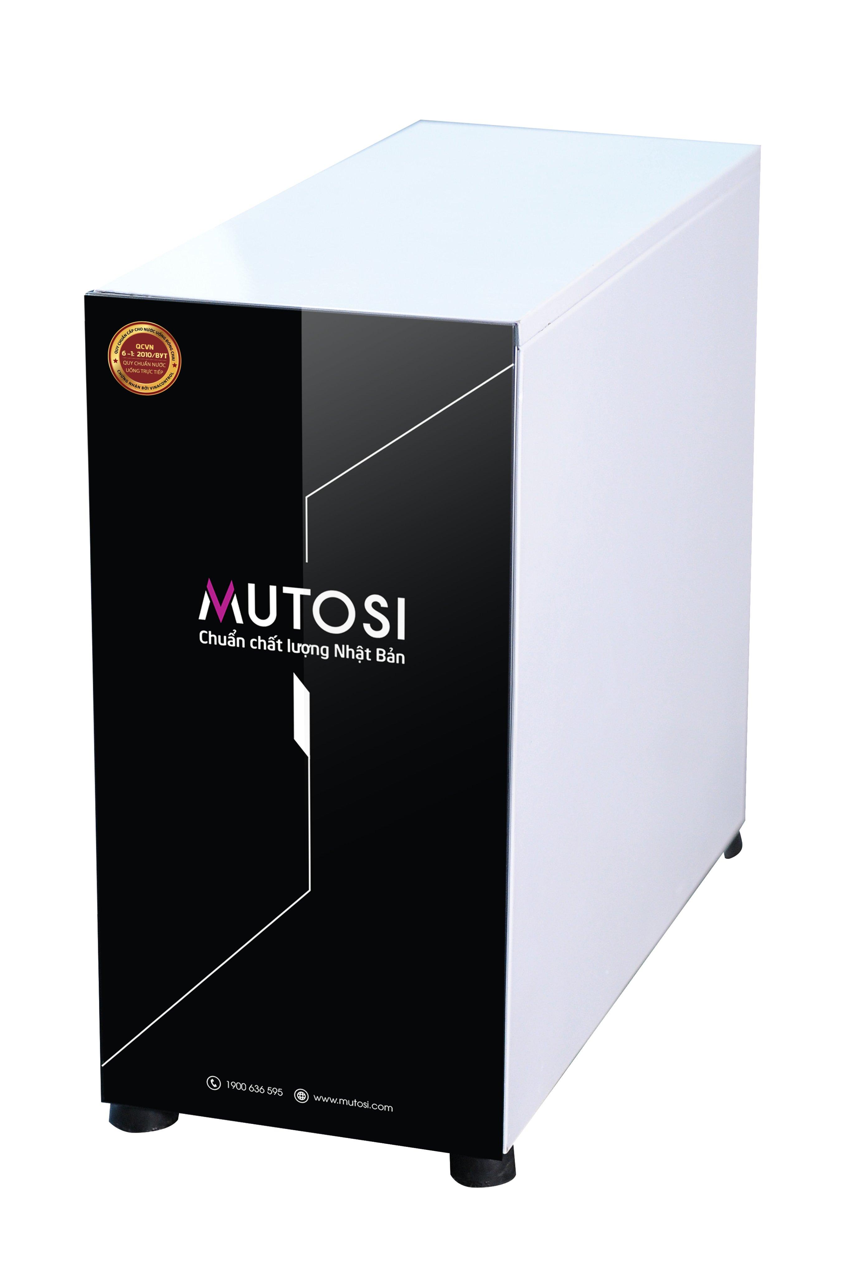 Máy lọc nước RO Mutosi MP-390U để gầm nhỏ gọn, 9 cấp lọc, công suất 20L/h - Hàng chính hãng