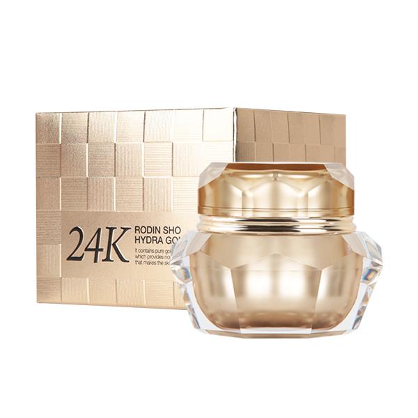 Kem dưỡng chống lão hóa tinh chất vàng Rodin SHO 24k Hydra Gold Cream 50ml