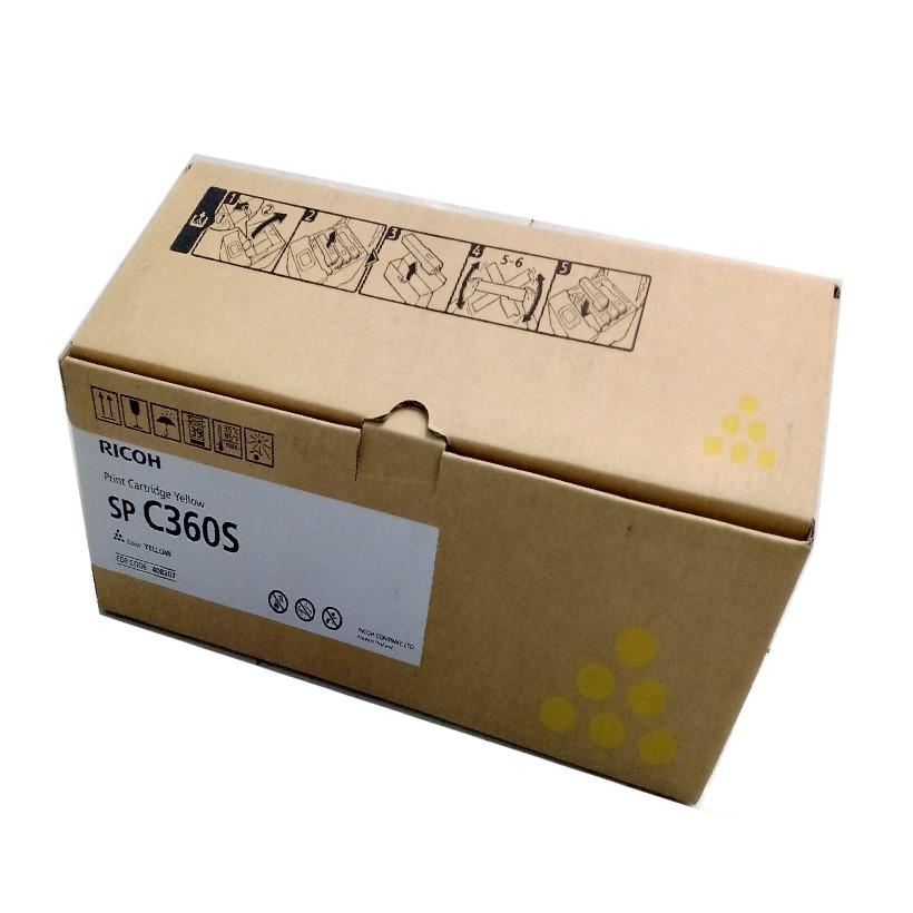 Mực máy in màu Vàng RICOH C360DNw - Chính Hãng