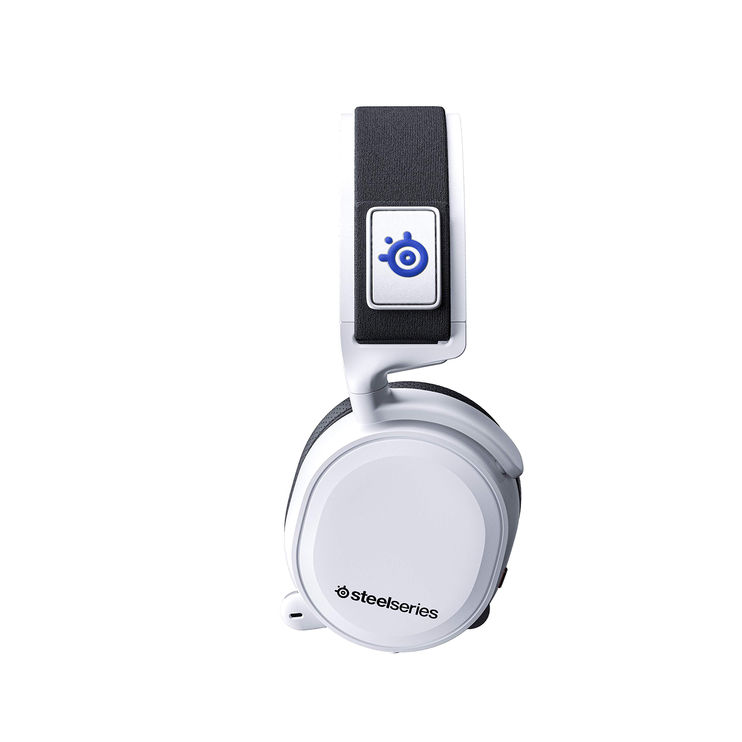 Tai Nghe SteelSeries ARCTIS 7P WIRELESS Best For PlayStation 5 - (White) - Hàng Chính Hãng