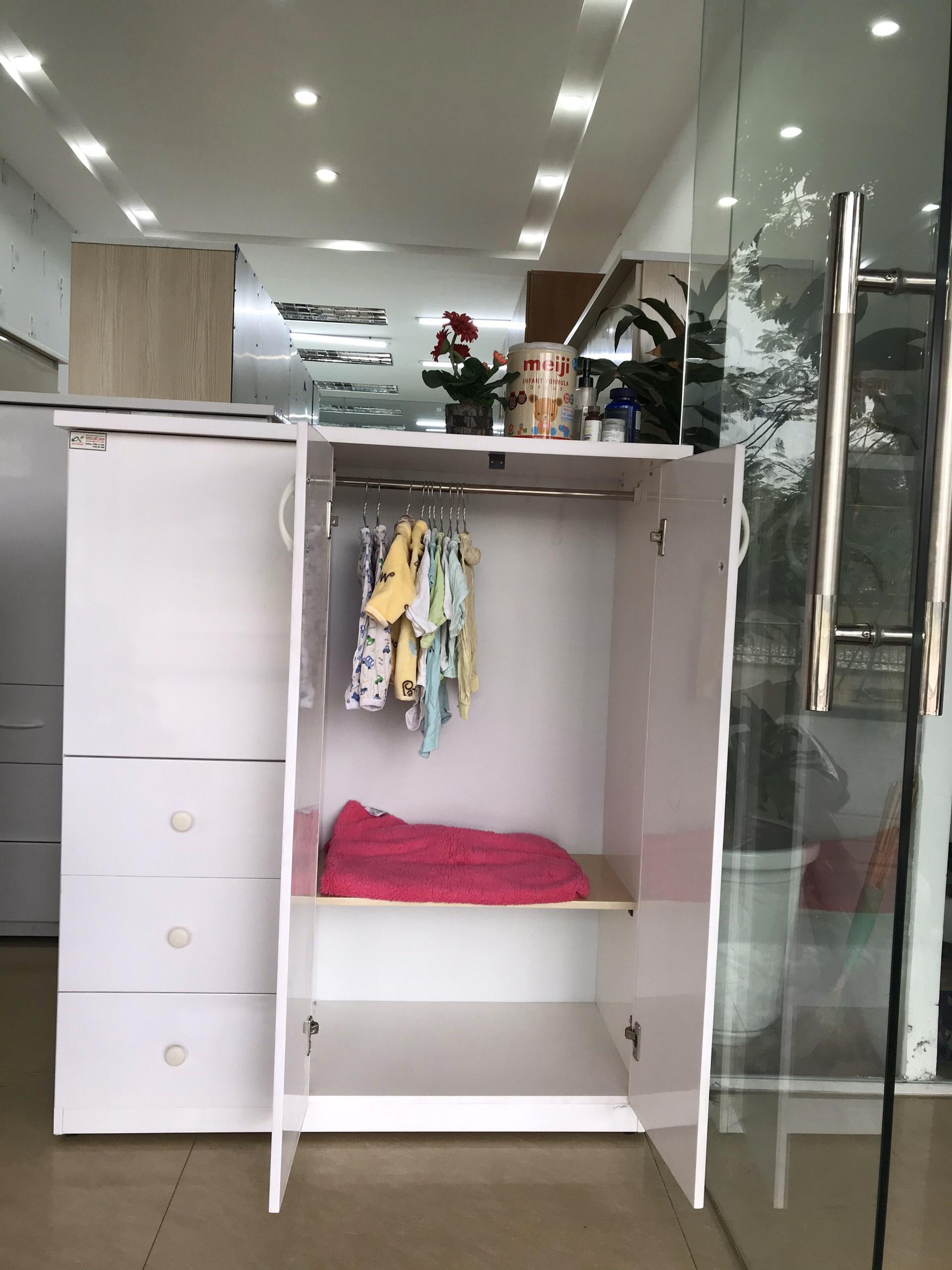 Tủ quần áo Baby Jang Mi