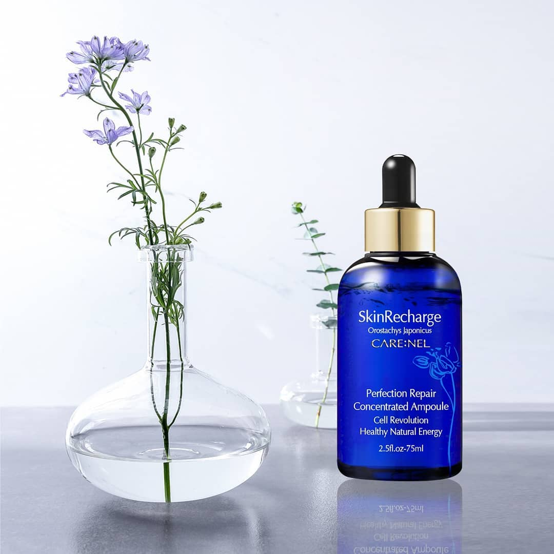 Tinh chất dưỡng da Care:nel Perfection Repair Conceentrated Ampoule 75ml