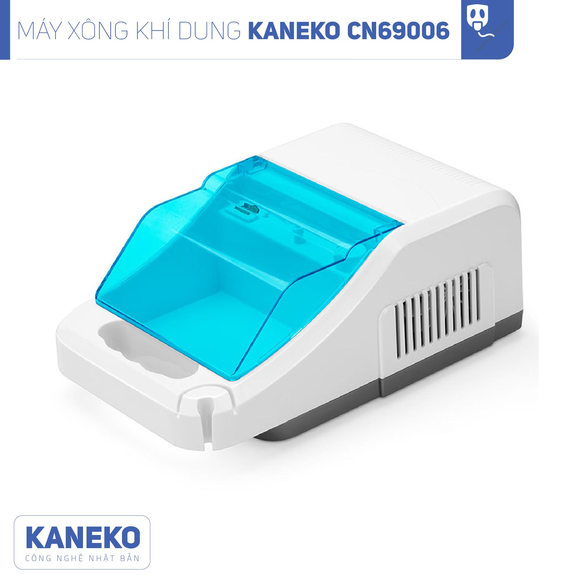 Máy xông khí dung KANEKO CNB69016,Máy xông họng,Máy xông mũi,Máy xông mũi họng,Máy khí dung,Máy xông khí dung công nghệ nhật bản,Máy xông mũi họng khí dung