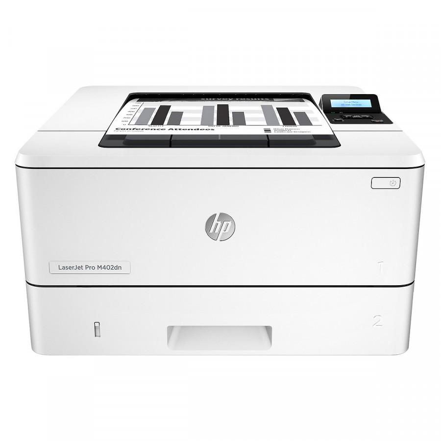 Máy in laser đen trắng đơn năng HP M402D, In 2 mặt tự động - Hàng nhập khẩu  | Tiki.vn