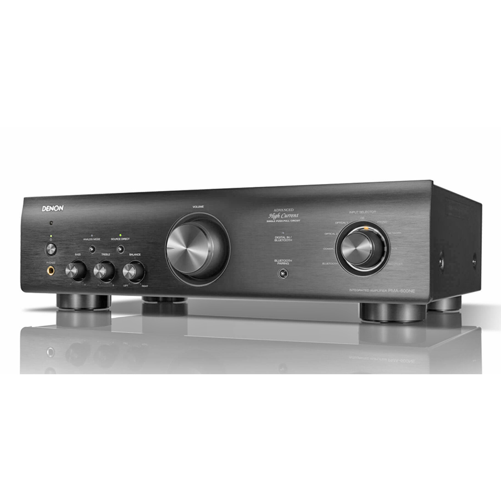 Ampli nghe nhạc DENON PMA 600NE - Hàng chính hãng