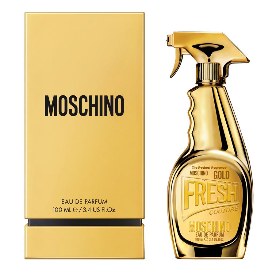 Nước Hoa Nữ Moschino Fresh Gold - Eau De Toilette (100ml)