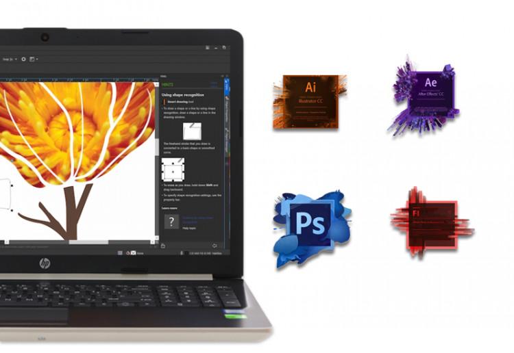 Cấu hình mạnh mẽ trên Cấu hình mạnh mẽ trên Laptop HP 15 da1033TX i7 (5NK26PA)