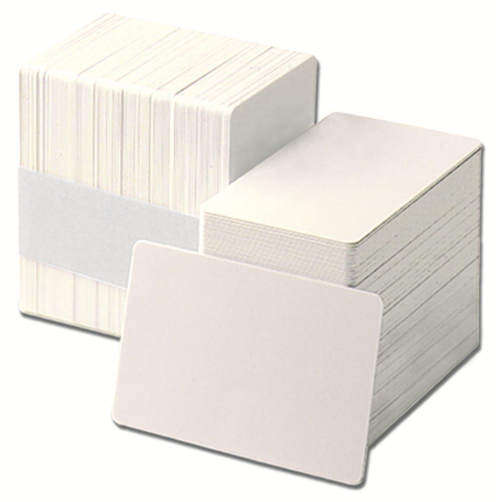 Phôi thẻ nhựa trắng - Hộp 100 thẻ