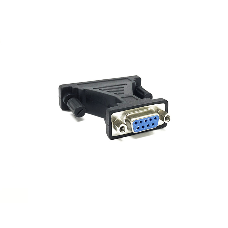 Cáp USB To Com RS232 Z-TEK ZE400 Và Cổng Chuyển 9 Chân Âm Ra 25 Chân Dương LPT - Hàng Nhập Khẩu