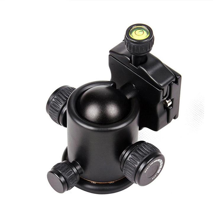 Đầu bi ball head QZSD-Q03 chốt 3 khóa