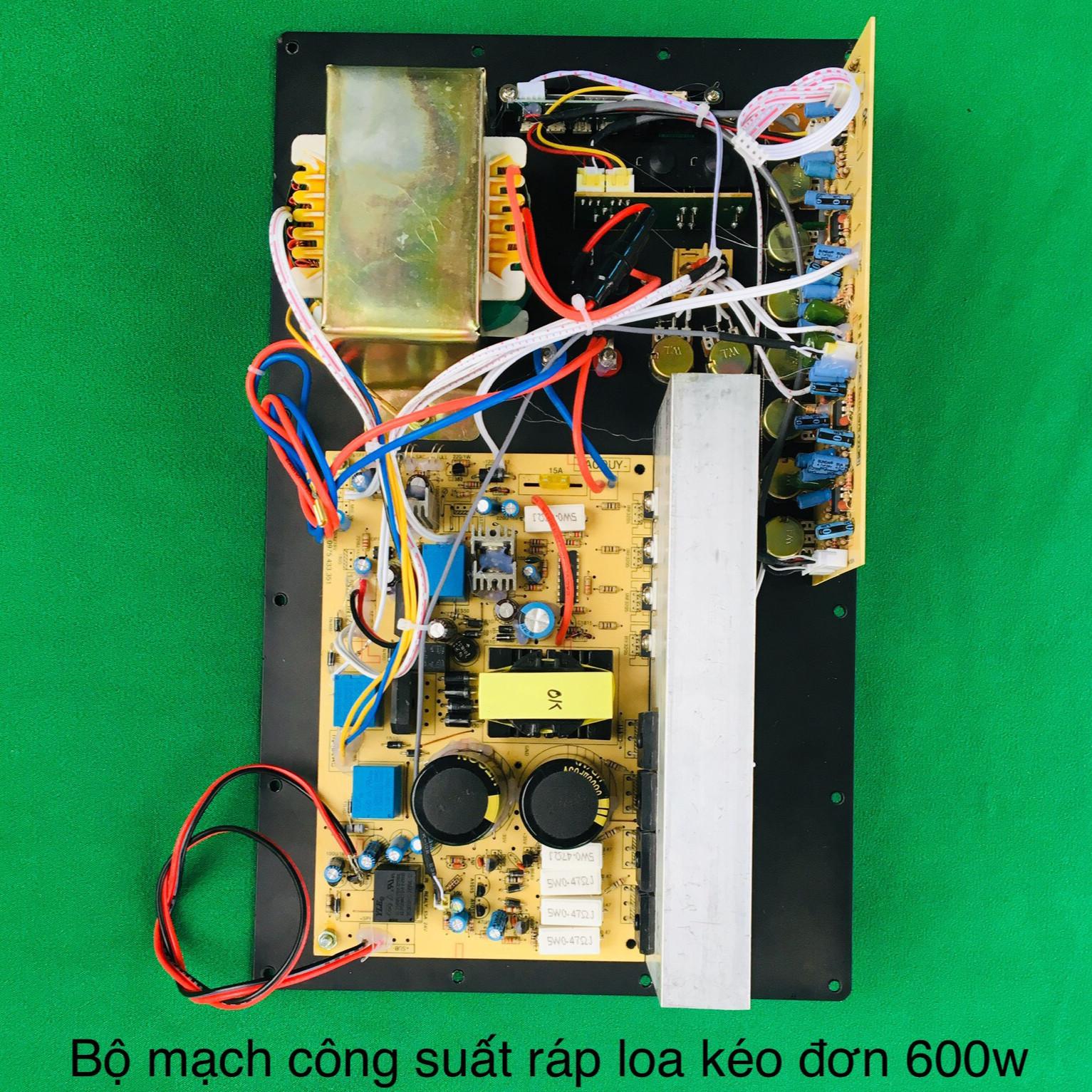 Combo loa kéo 40 đơn - công suất 600w