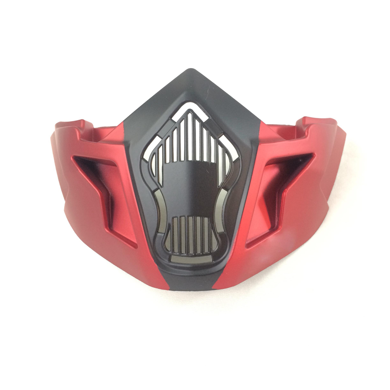 Mặt nạ đèn dành cho xe Winner 150 kiểu ninja hiện đại