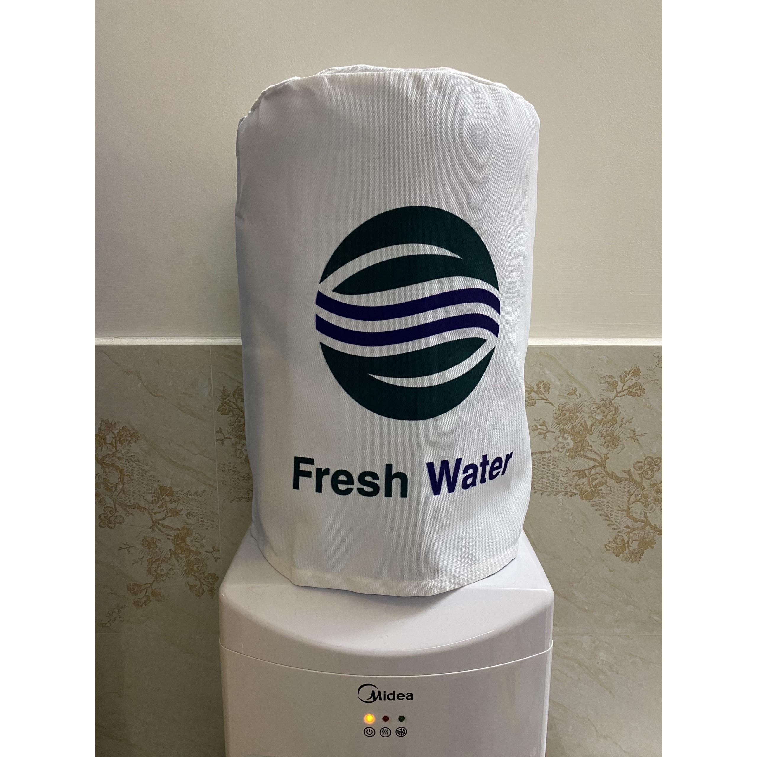 Bao trùm bình nước fresh water