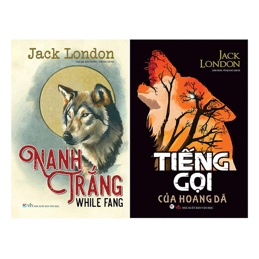 Combo Tiếng Gọi Nơi Hoang Dã + Nanh Trắng ( 2 Cuốn )
