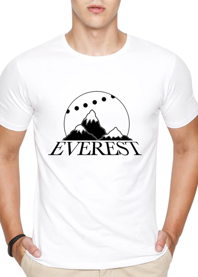 Áo Thun Nam Everest AokNAM408 - Trắng