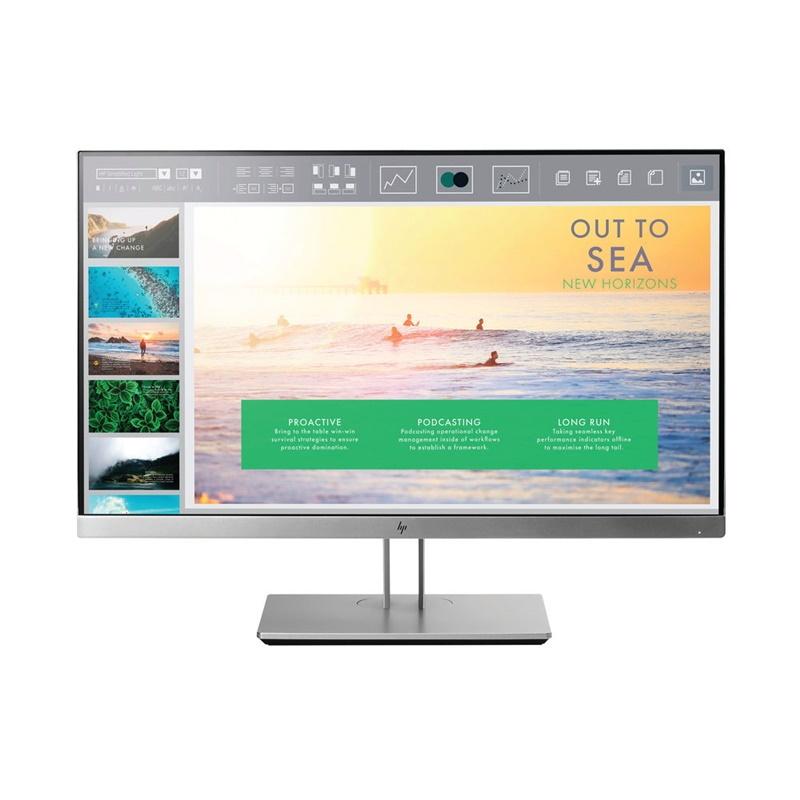 Màn hình HP E23 23 inch G4 FHD Monitor_9VF96AA - Hàng Chính Hãng