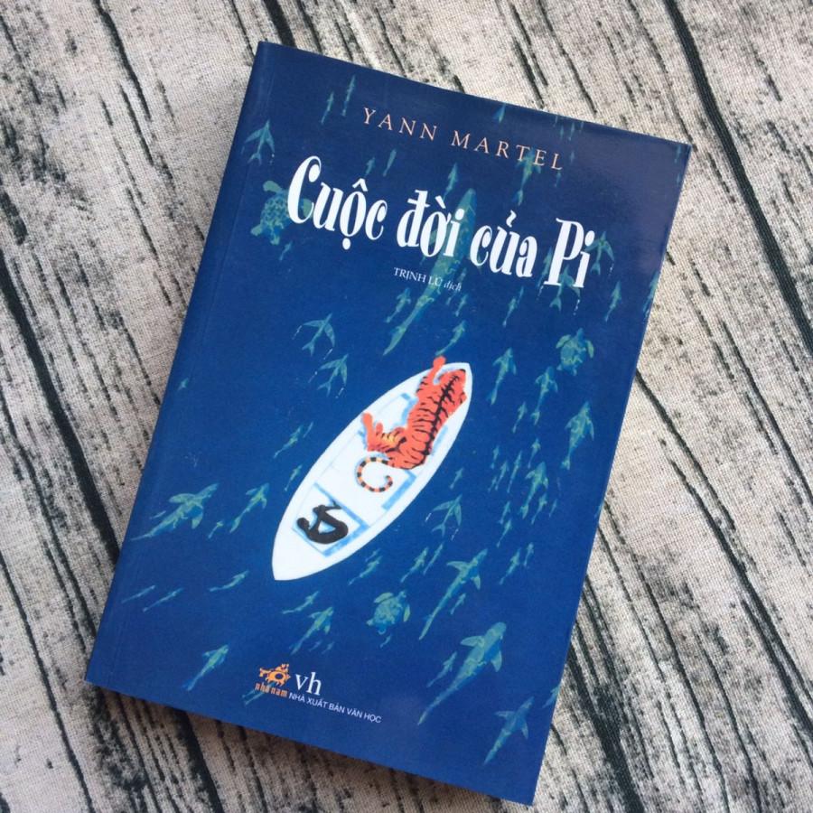 Cuộc Đời Của Pi - Sách Hay (Tặng Kèm Bookmark Thiết Kế Aha) | Tiki.vn