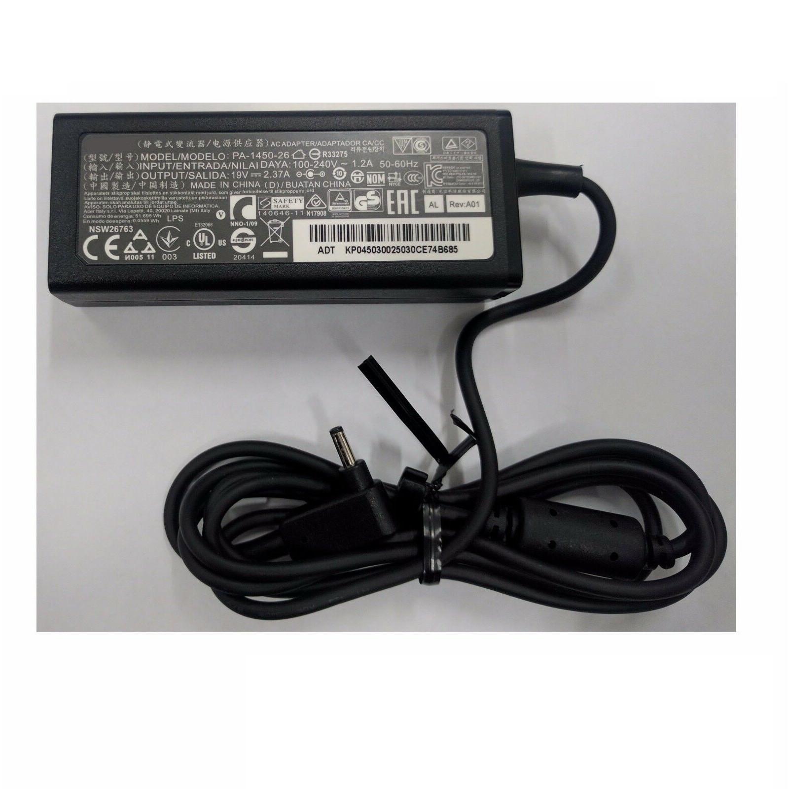 Sạc dành cho Laptop ACER Aspire V3-331 | Adapter ACER V3-371