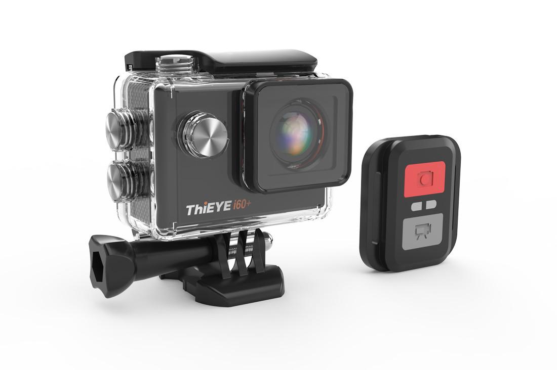 Camera ThiEYE Action Wifi 4K i60+ - Hàng chính hãng