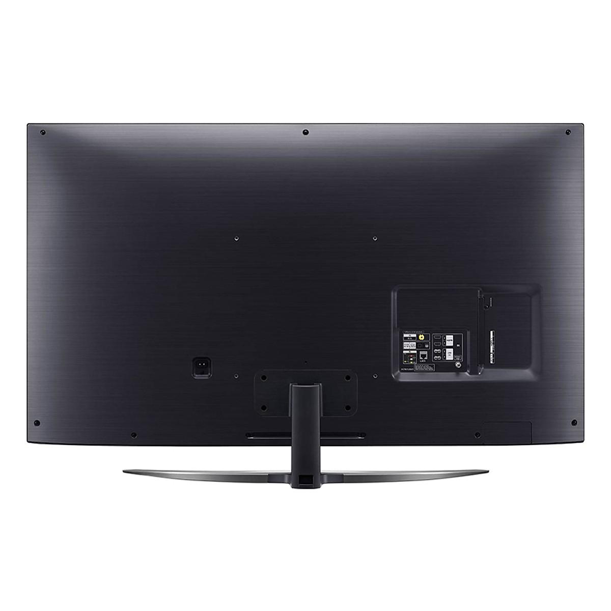 Smart Tivi LG 55 inch 4K UHD 55SM8600PTA - Hàng Chính Hãng + Tặng Khung Treo Cố Định