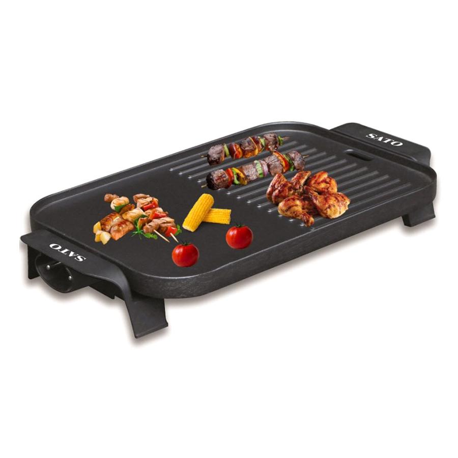 Bếp nướng điện SATO ST-200NDA (Màu đen) - Hàng chính hãng
