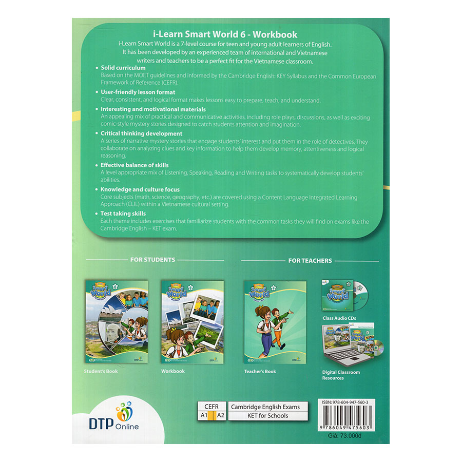 i-Learn Smart World 6 Workbook