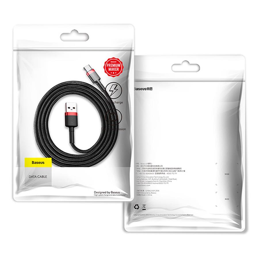 Dây Cáp Sạc USB Type-C Baseus (1m) - Hàng Chính Hãng