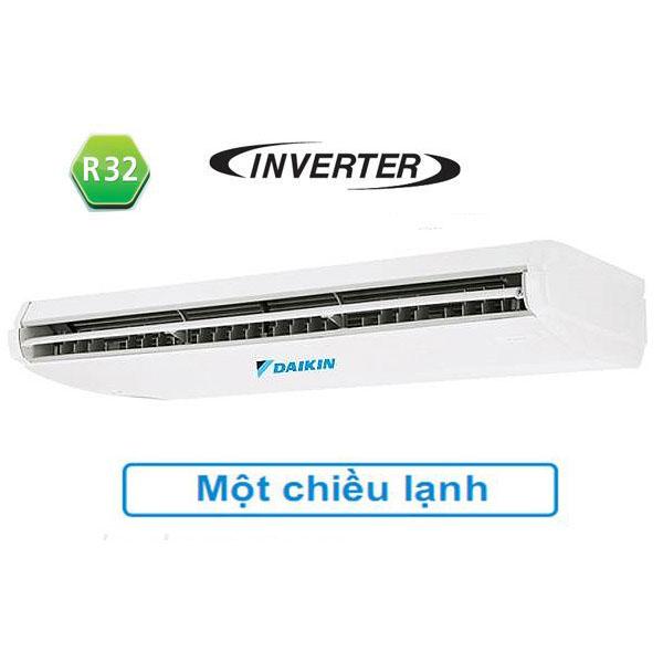 Máy Lạnh Áp Trần Daikin - Inverter Một Chiều Lạnh Điều Khiển Không Dây Loại Sky Air FHA125BVMA/RZF125CYM+BRC7M56 - Hàng Chính Hãng
