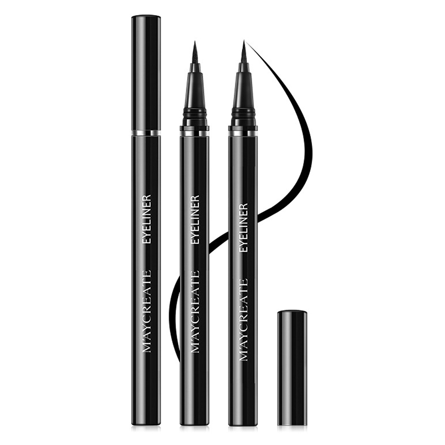 Eyeliner Pencil Liquid Eyeliner Major 0.6ml Black Cosmetic Pigment for MAYCREATE 2