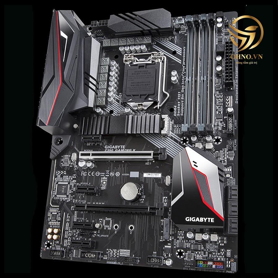 Main Máy Tính Gigabyte Z390 Gaming X Mainboard Chính Hãng Cho Máy Tính PC -hàng chính hãng