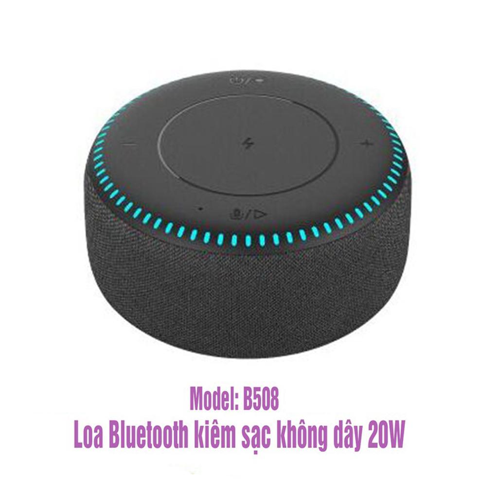 Sạc không dây 20W kiêmLoa Bluetooth Xiaomi ZMI B508 - Hàng Nhập Khẩu