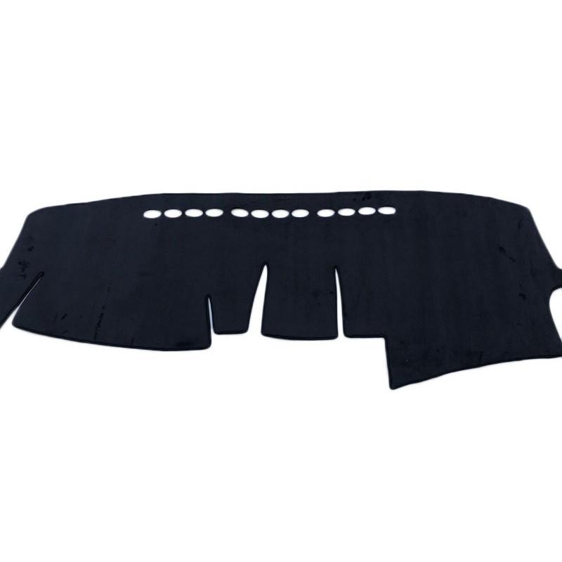 Thảm chống nóng taplo dành cho xe Santafe 2006->2013 - Nhung lông cừu 3 lớp
