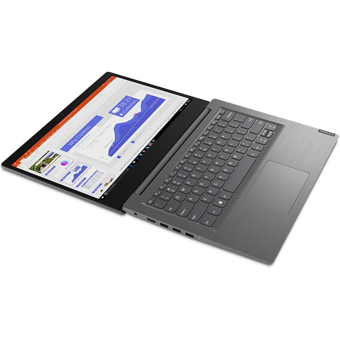 Laptop Lenovo V14-IIL 82C400W3VN (Core i5-1035G1/ 4GB DDR4 2666Mhz/ 256GB M.2 2242 PCIe NVMe/ 14 HD/ Dos) - Hàng Chính Hãng