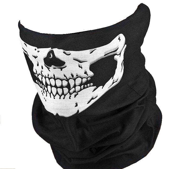 SET 2 khăn phượt đa nặng Halloween