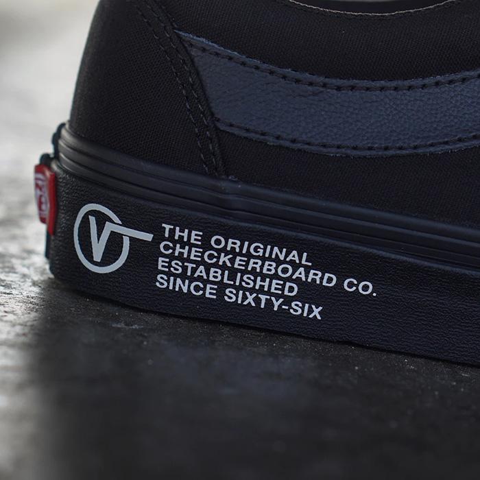 Vans Bold NI Distort – Khẳng định phong cách vintage chưa bao giờ lỗi mốt