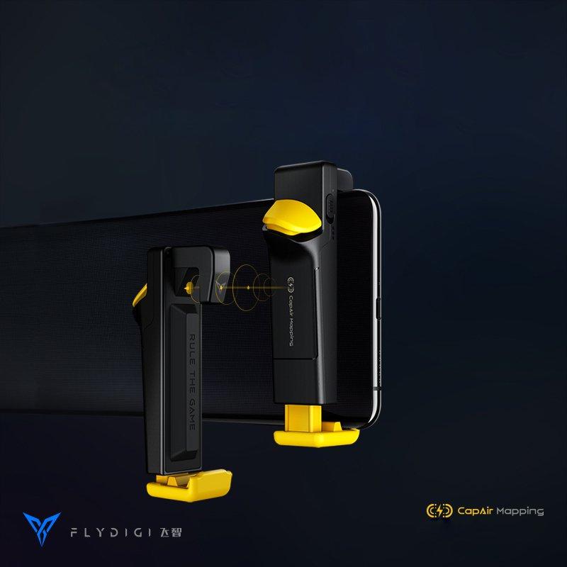 Nút bắn chơi game PUBG, Liên quân Flydigi Stinger - Hàng chính hãng