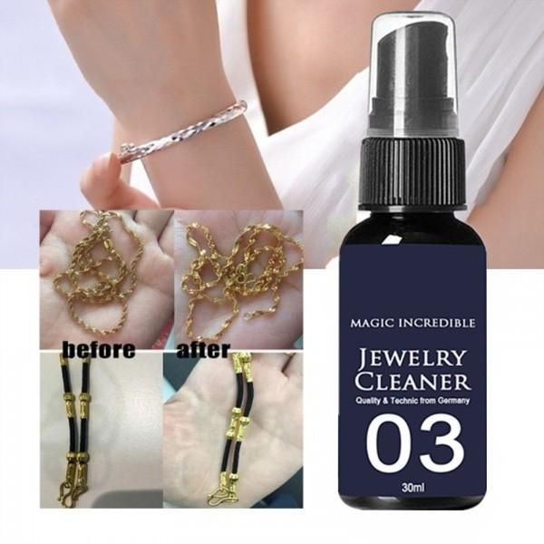 XỊT TẨY SẠCH TRANG SỨC JEWELRY CLEANER - Home and Garden