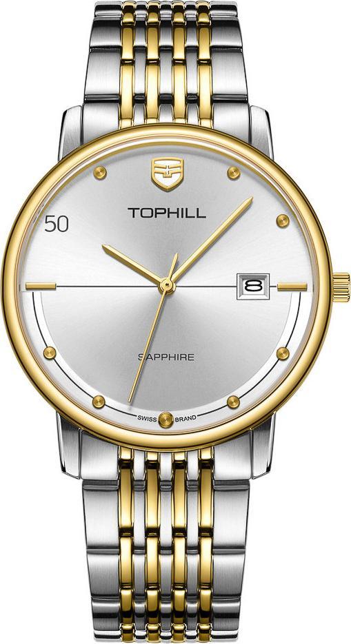 Đồng hồ nam chính hãng Thụy Sĩ TOPHILL TA033G.S6252