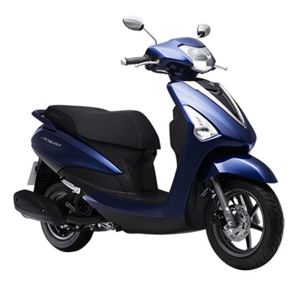 Xe Máy Yamaha Acruzo Deluxe - Xanh Dương