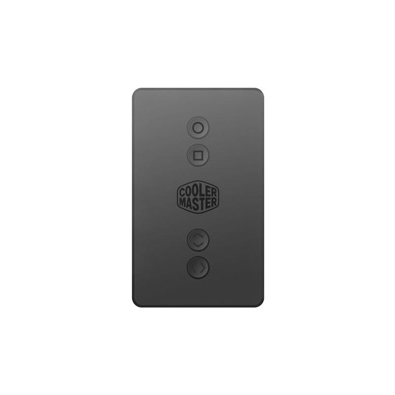 Tản nhiệt nước CPU cooler master MASTERLIQUID ML360R RGB - Hàng Chính Hãng