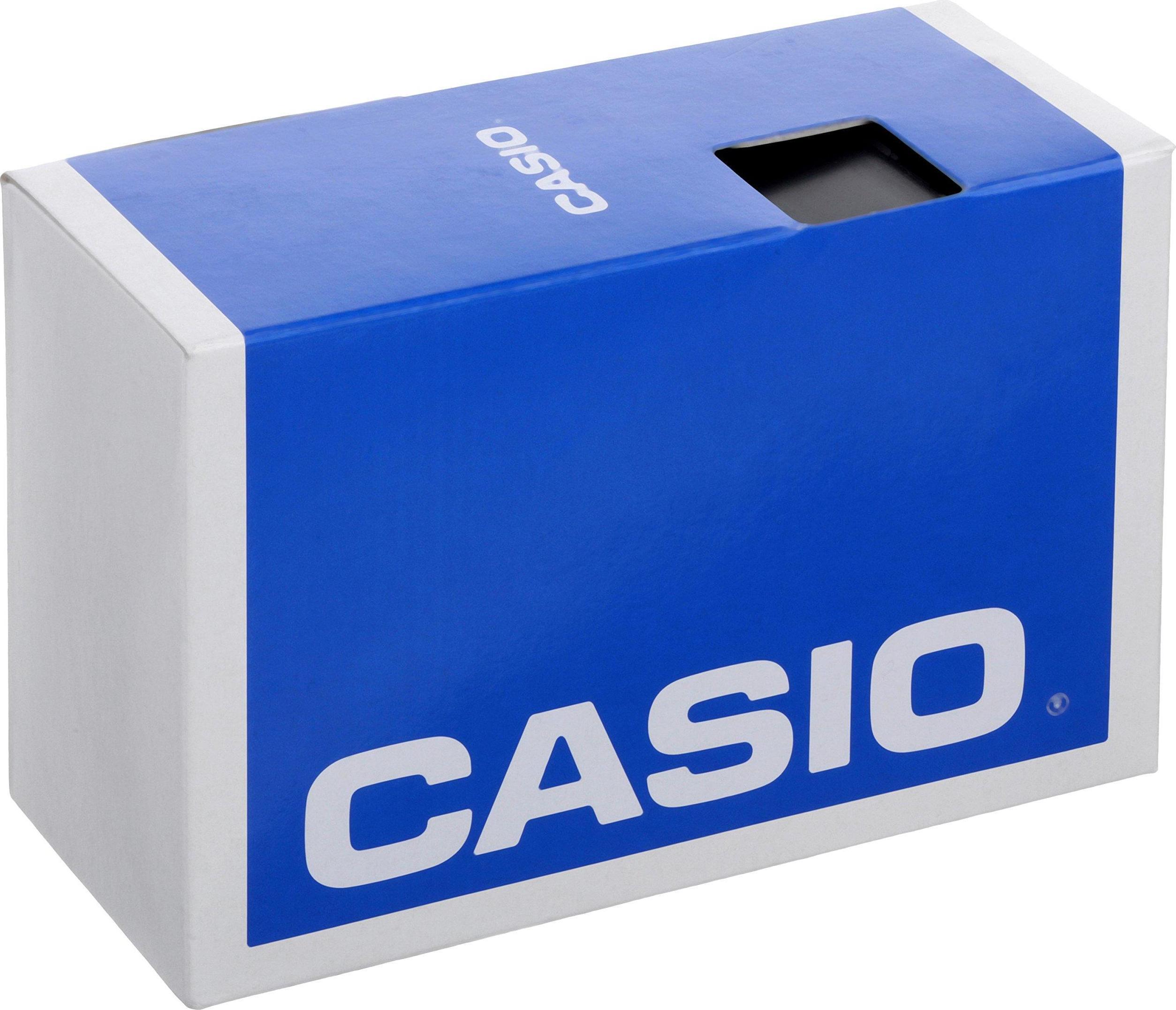 Đồng Hồ Quartz Casio Classic MRW-210H-1AVCF Với Dây Resin - Đen