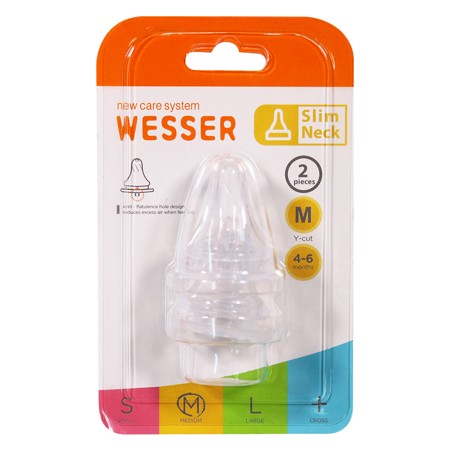 Núm Vú Cổ Hẹp Wesser (Size M)
