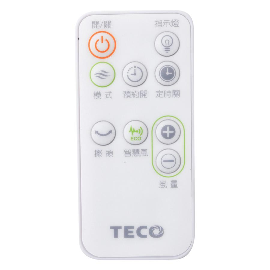 Quạt Đứng Điều Khiển Từ Xa 16 Teco XA1690BRD - Hàng chính hãng