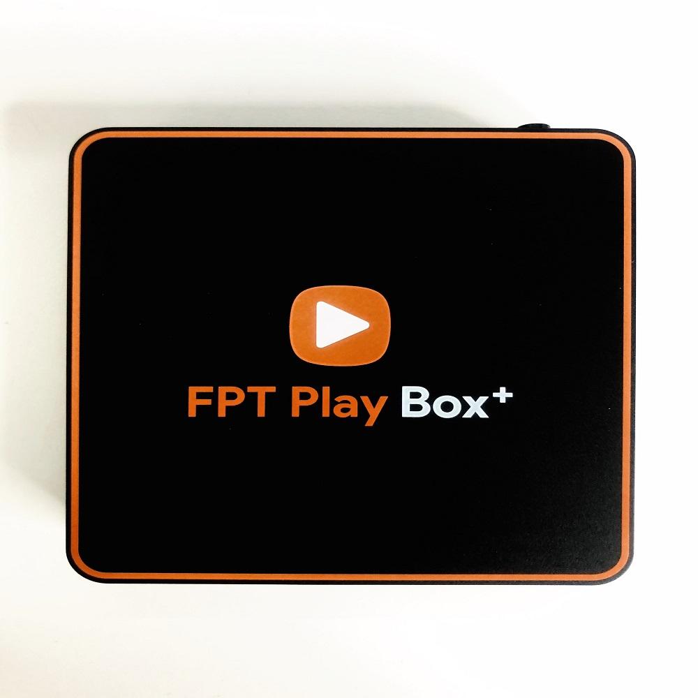 FPT Play Box + 2G ROM 16GB Voice Remote – Điều khiển tìm kiếm bằng giọng nói Hàng chính hãng