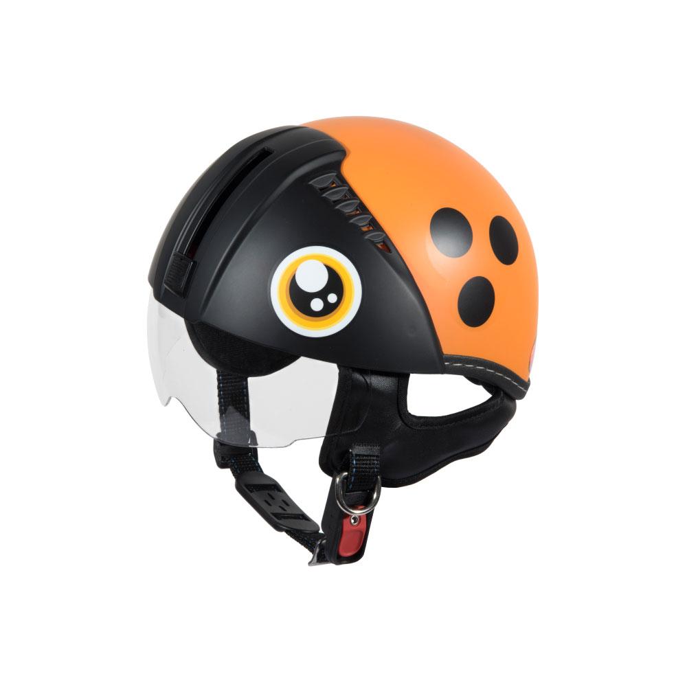 Mũ Bảo Hiểm Andes Trẻ Em Kính Giấu - 3S181S Tem Nhám W325